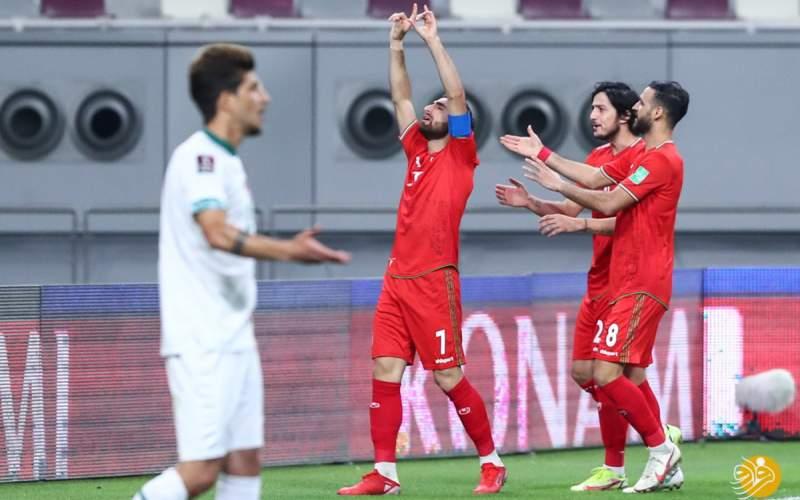 ستارههای تهاجمی ایران چشم AFC را گرفتند