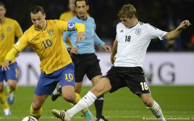 سوئد اردوی تیم ملی در قطر را لغو کرد