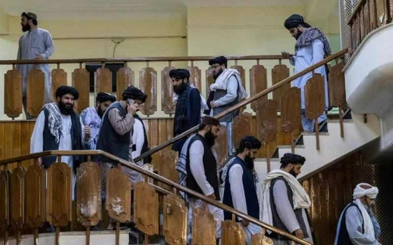 اعضای كابینه امارات اسلامی طالبان!