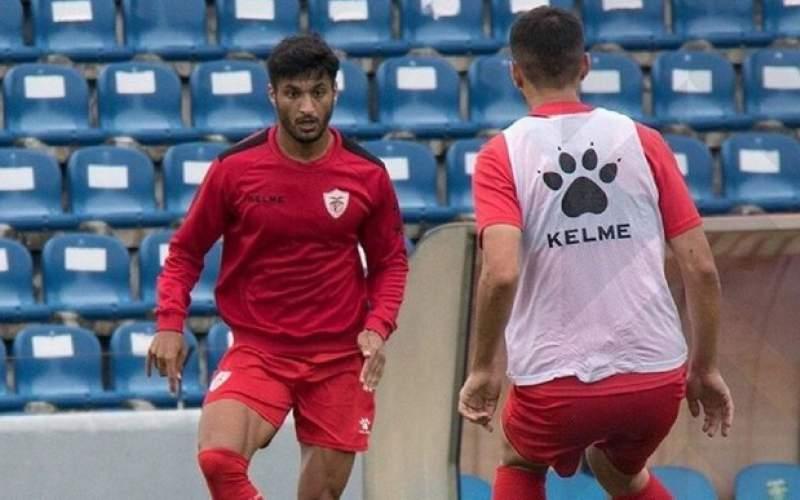محبی آماده رقابت در سانتاکلارا و لیگ پرتغال