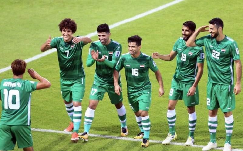انتقاد عجیب مربی عراقی به بازیکنان عراق