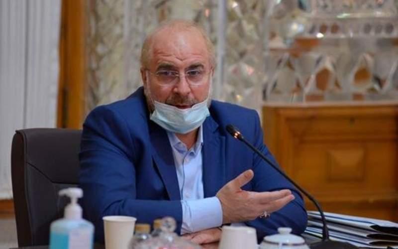 تعیینتکلیفقالیباف برای عراق در شرایط کرونایی