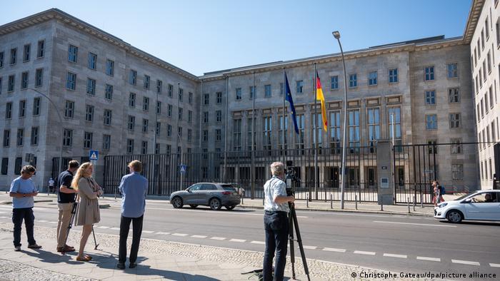 تفتیش دو وزارتخانه آلمان به اتهام پولشویی