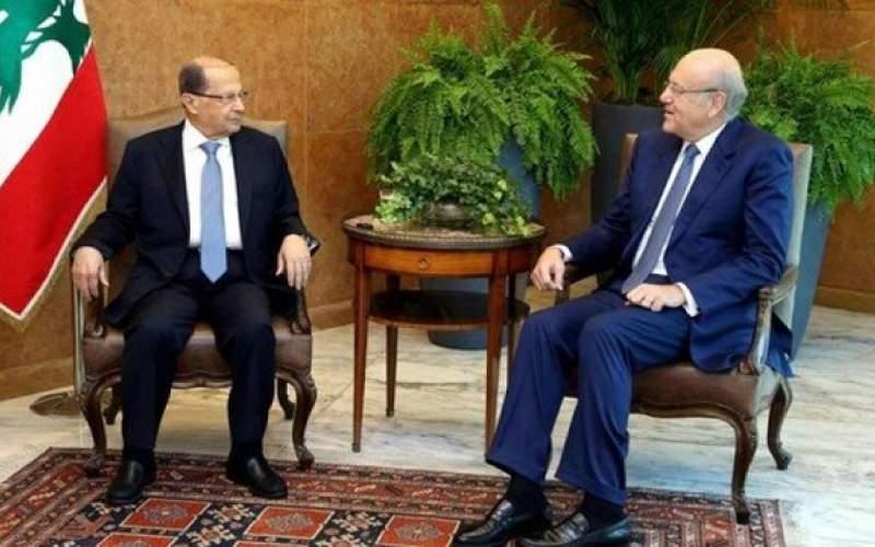 دولت جدید لبنان سرانجام تشكیل شد