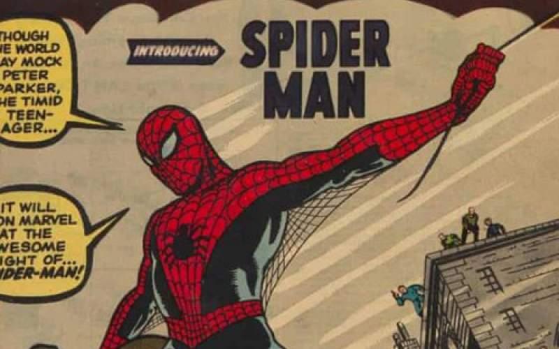 اولین نسخه مرد عنکبوتی، رکود سوپرمن را زد