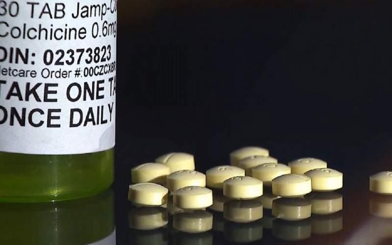 تاثیر  داروی نقرس در مقابله با ویروس کرونا