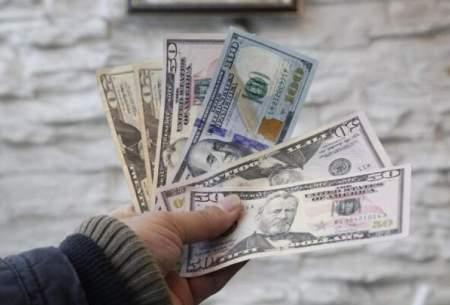 ارزش دلار نوسان بسیار کمی را تجربه کرد