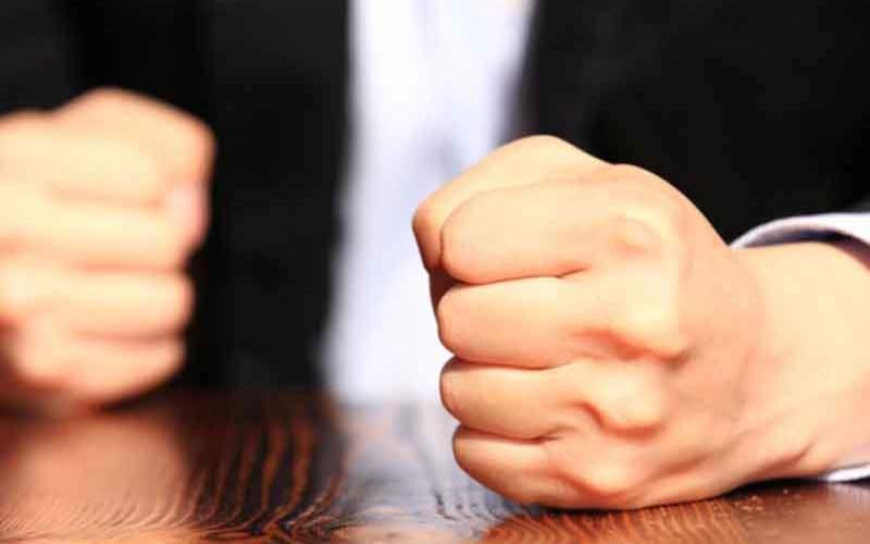 بروز مشکلات قلبی در خشم زوجین