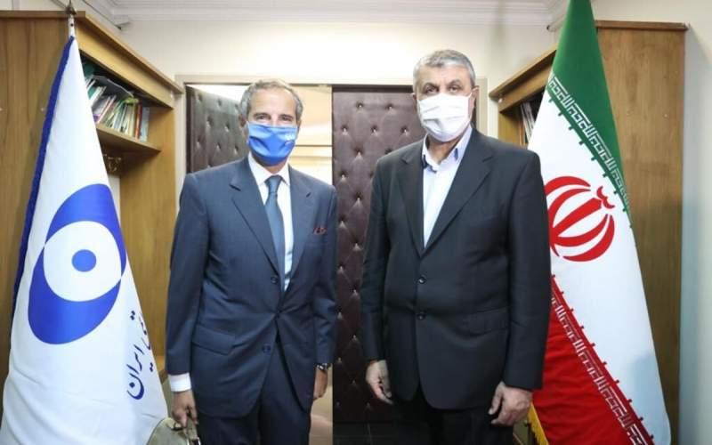 توافق ایران و آژانس درباره دوربینهای نظارتی
