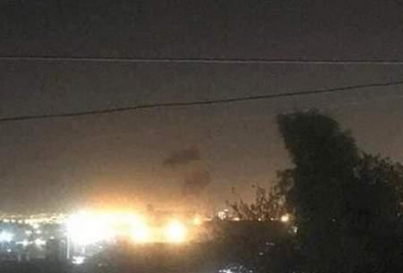 حمله پهپادی به فرودگاه اربیل
