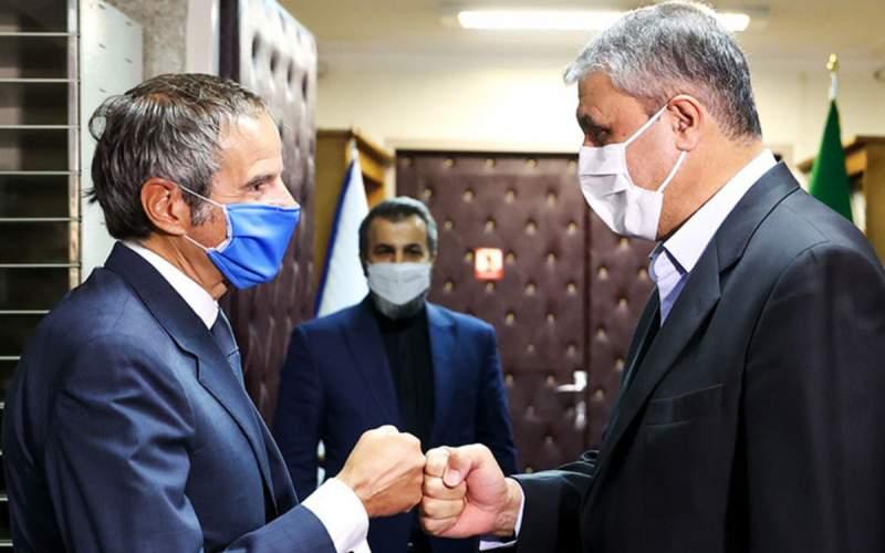 برجام روحانی در دست رئیسی