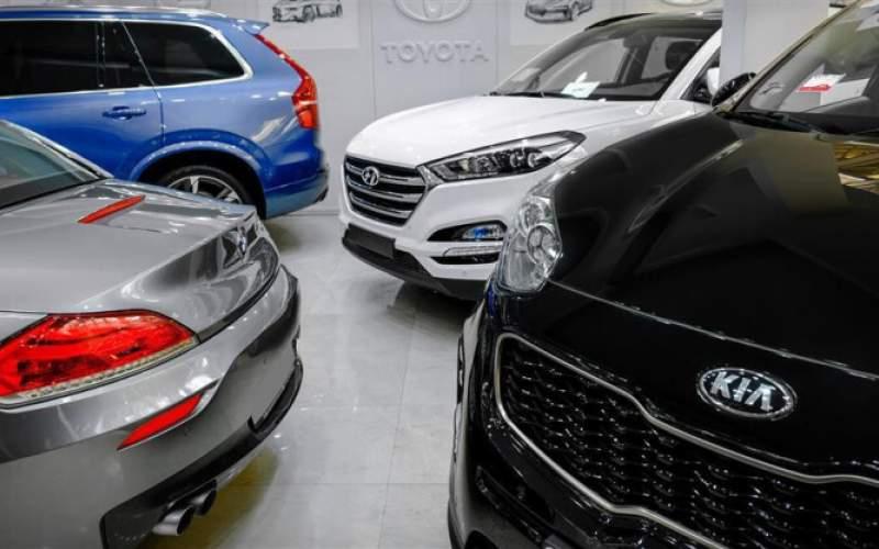 لیست جدیدترین قیمت خودرو های وارداتی در بازار