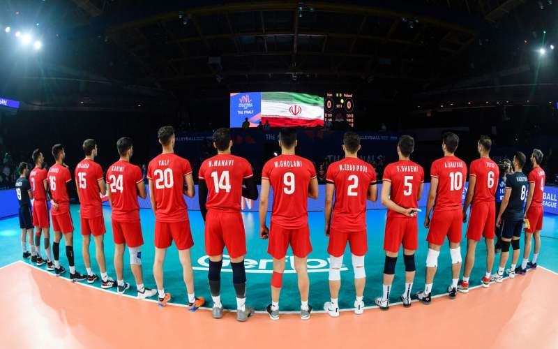 تایلند هم برابر والیبالیستهای ایران مغلوب شد