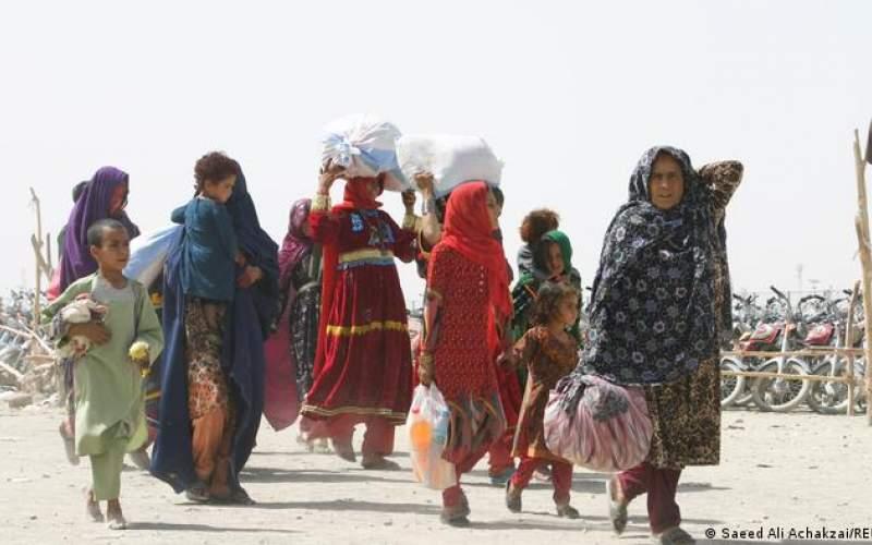 وجود سه میلیون آواره جنگی در افغانستان
