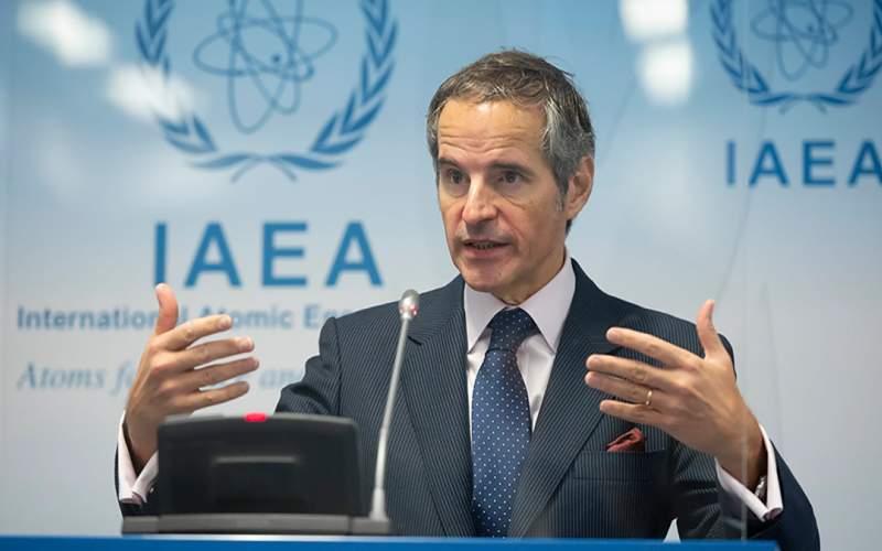 گروسی: ایران سریعتر به سوالات پاسخ دهد