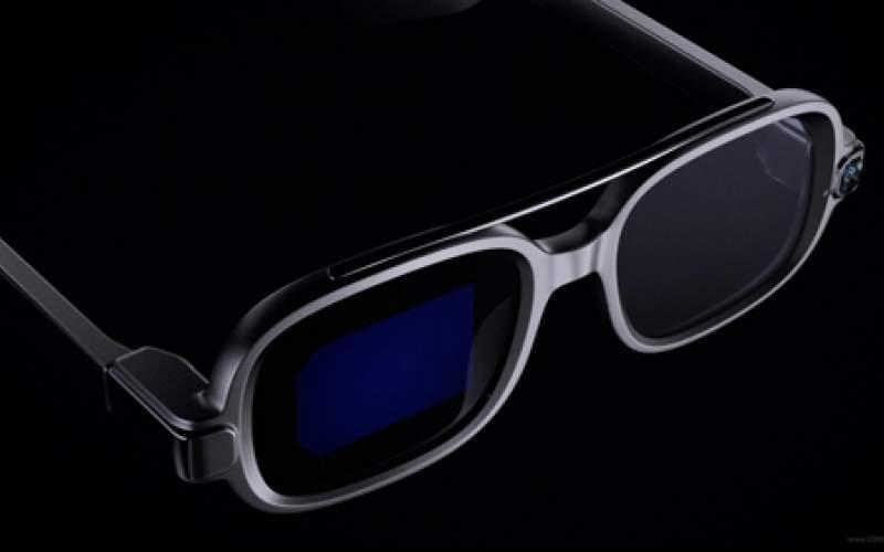 عینک هوشمند شیائومی معرفی شد/فیلم