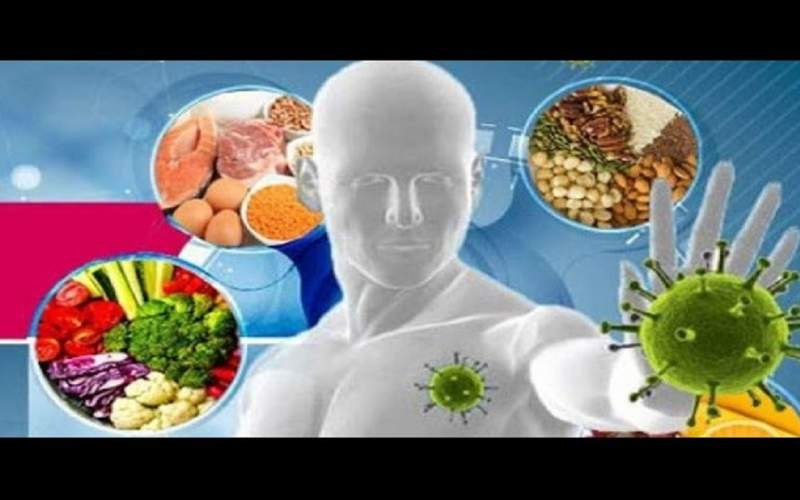سبزیجات رنگی سیستم ایمنی را تقویت میکنند