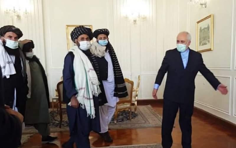 اللهکرم: تطهیر طالبان توسط ظریف صورت گرفت