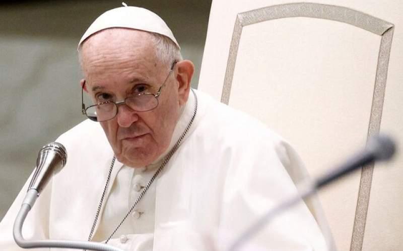 هشدار پاپ  درباره منفعت طلبی و بیگانهستیزی