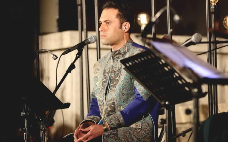 وحید تاج برای آلبوم جدیدش مجوز گرفت