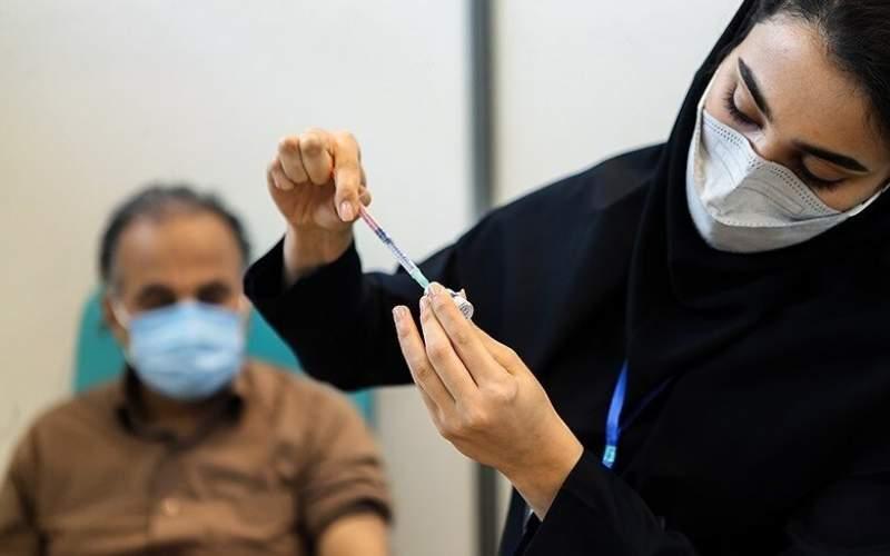 آمار تفکیکی واکسیناسیون کرونا در کشور تا امروز