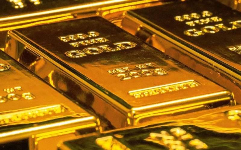 تغییرات قیمت جهانی طلا