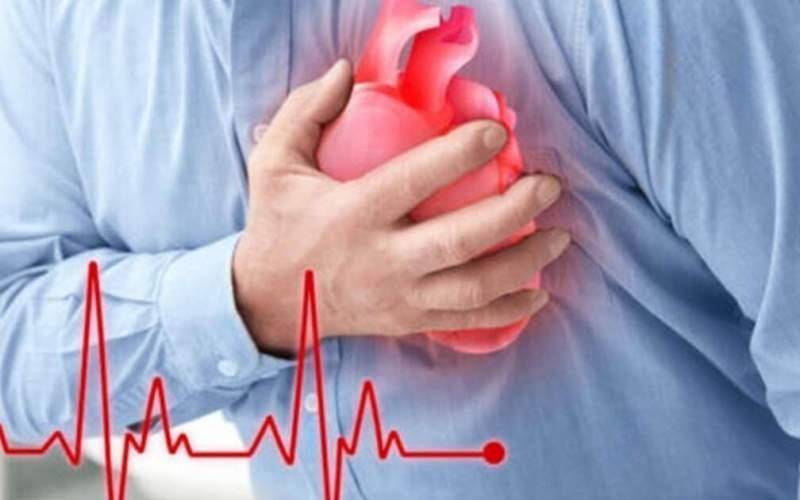 استرس موجب افزایش مشکلات قلبی میشود