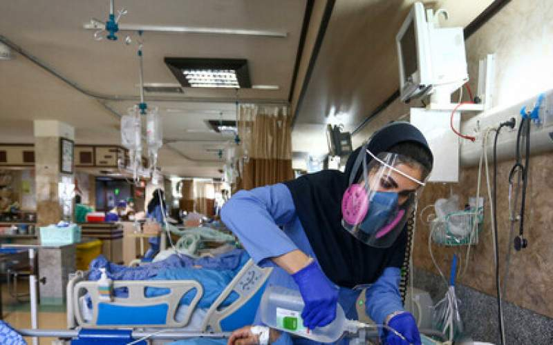 ۴۵۲ فوتی ویروس کرونا در شبانه روز گذشته