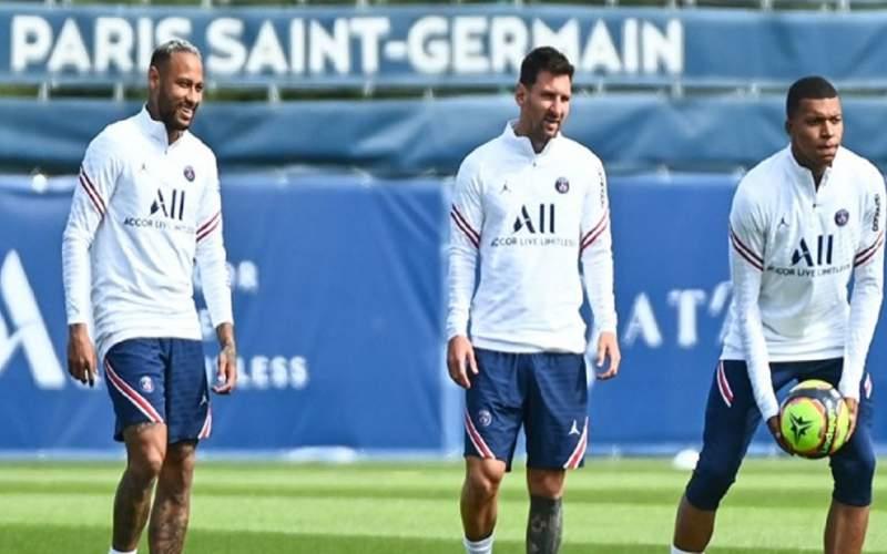 مسی،نیمار و امباپه در کنار هم بازی خواهند کرد