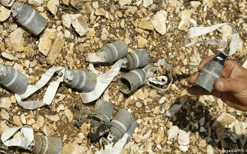 افزایش شمار قربانیان بمبهای خوشهای