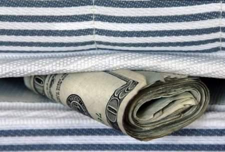 ایرانیها چقدر «پولِ زیرِ تشک»دارند؟