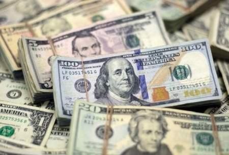 خروج موقت صعودیهای دلار