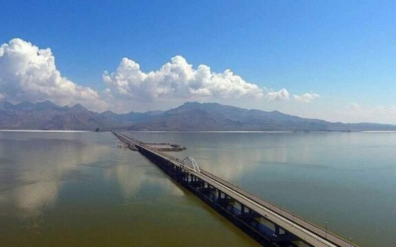 حال دریاچه ارومیه خوب نیست