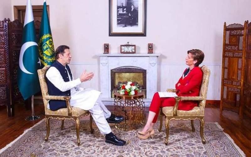 عمران خان: جهان باید به طالبان وقت بدهد