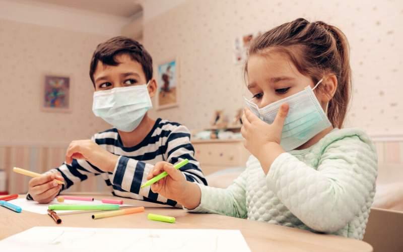 خانهنشینی کودکان مساوی عدم سلامت روحی