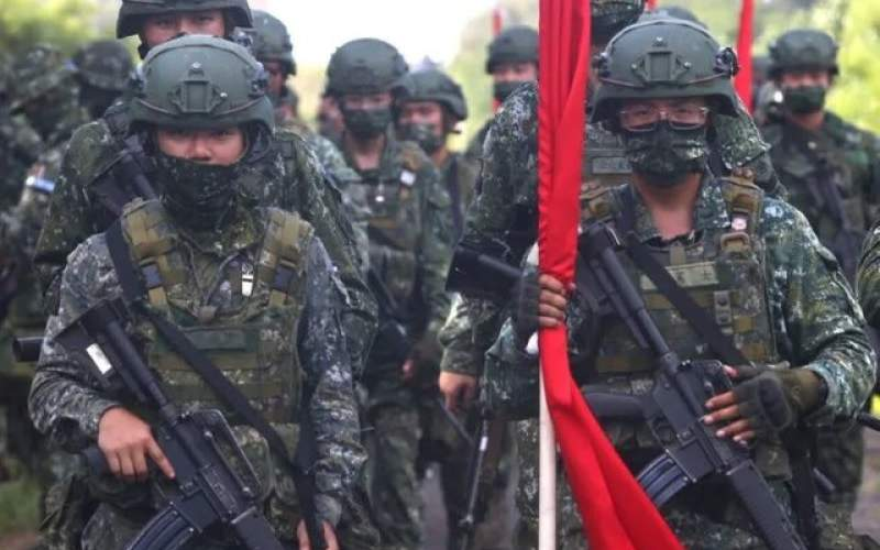 برنامه تایوان برای تقویت بودجه نظامی