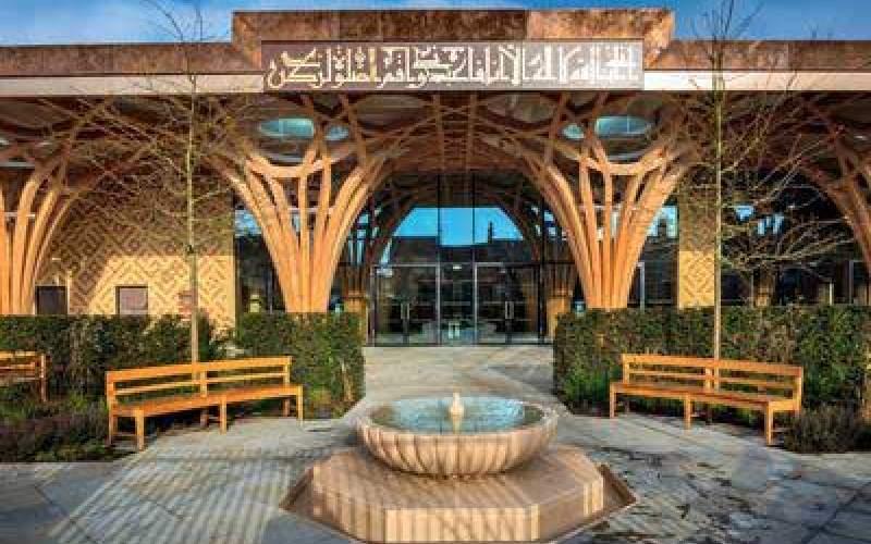 مسجدچوبی نامزد دریافتجایزه معماریانگلستان