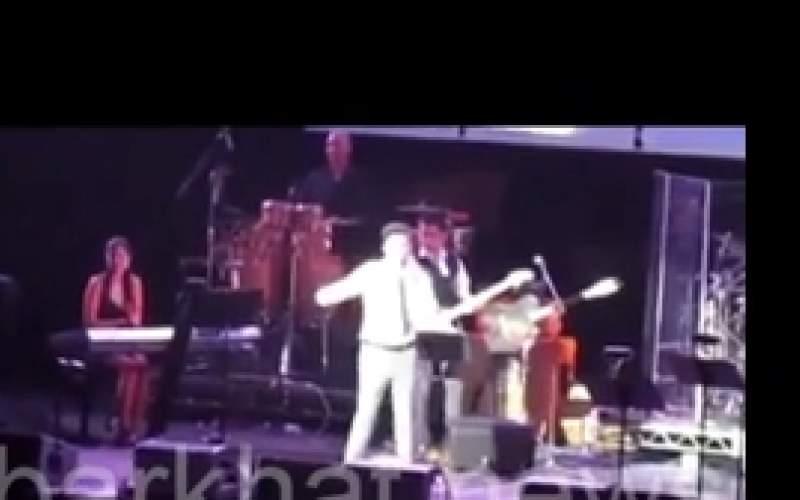 واکنششادمهرعقیلیبه حضور گلزار در کنسرتش