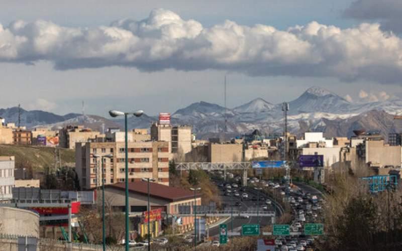 کیفیت هوای پایتخت در وضعیت قابل قبول