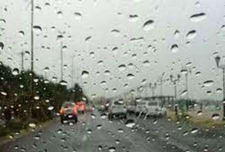 احتمال رگبار باران در برخی استانهای کشور
