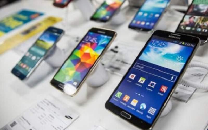 انواع تلفن همراه سامسونگ در بازار/جدول