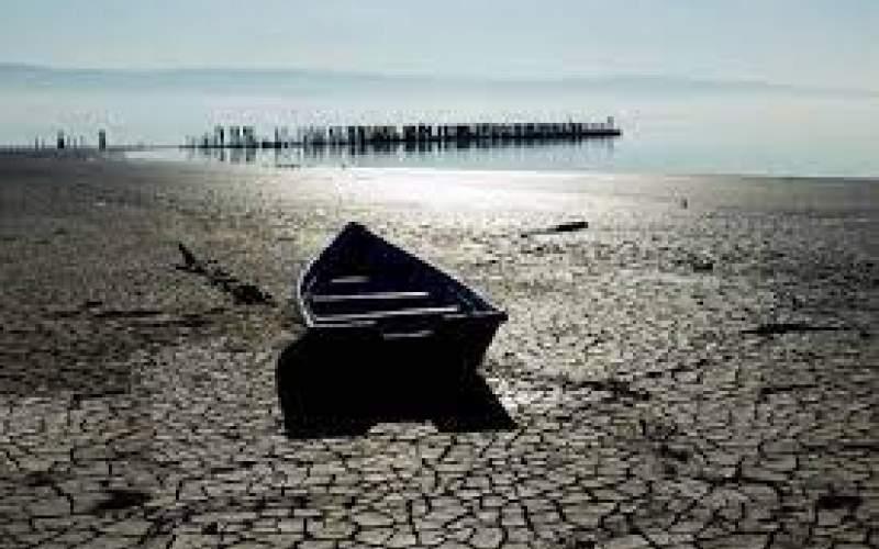 ۳۰ درصد خلیج گرگان خشک شد