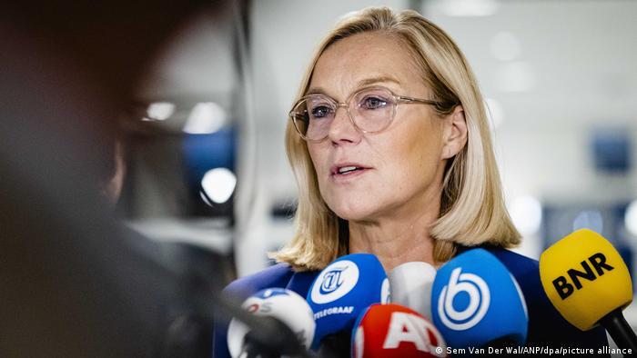 استعفای وزیر خارجه هلند به خاطر افغانستان
