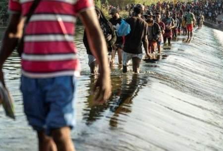 بحران انسانی در مرز مکزیک و آمریکا