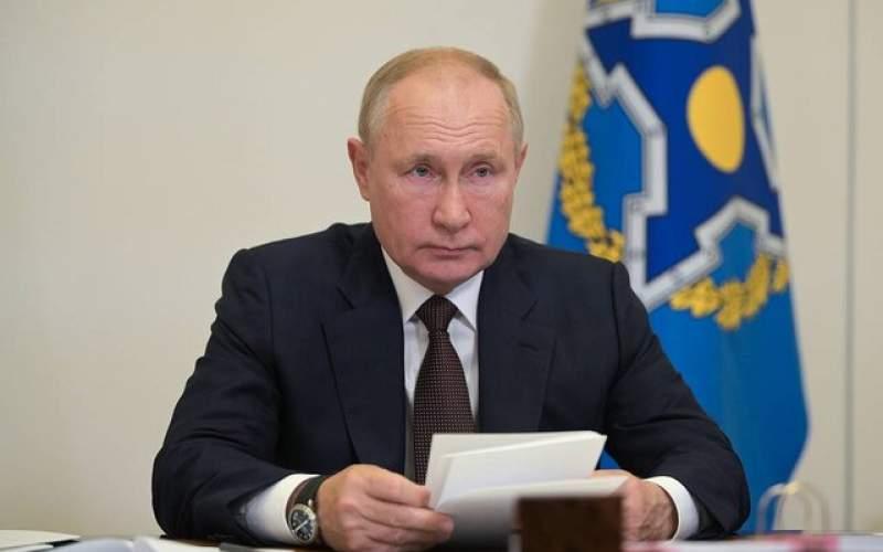 پوتین: مقامات طالبان باید تشویق شوند!