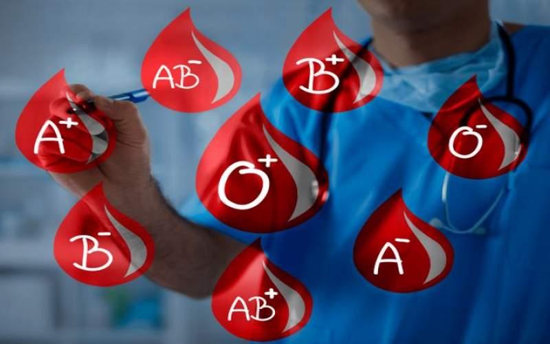 ۲ گروه خونی مشکلات قلبی بیشتری دارند