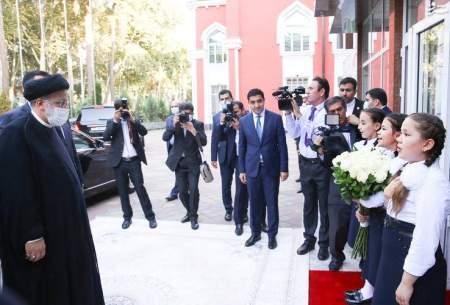 رئیسی در تاجیکستان دکترا گرفت