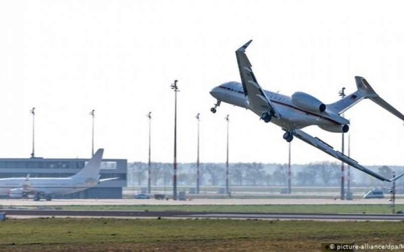 """فرود اضطراری هواپیمای""""اِیر فرانس"""" در پکن"""