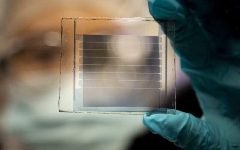 سلولهایخورشیدیشفاف باطول عمر۳۰ساله