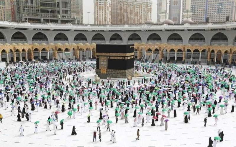 عربستان: ۱۰ میلیون نفر به عمره آمدهاند